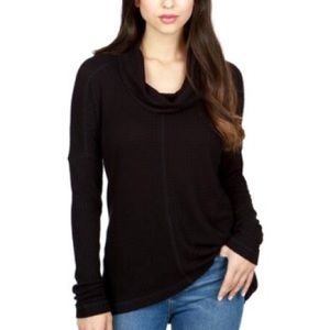 Lucky Brand waffle knit top